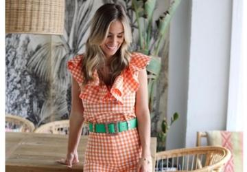 Estas calças com padrão vichy da Zara são um must have em qualquer armário