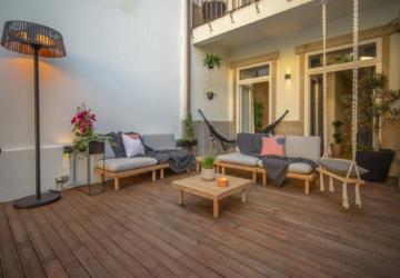 Este luxuoso alojamento vai fazê-lo sentir em casa — mesmo que esteja no centro do Porto