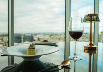 Auge: o novo e luxuoso restaurante do Porto que é dos mais altos da cidade