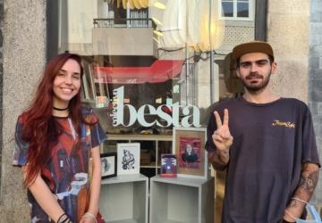 Chama-se Colectivo Besta e é o novo espaço cultural do Porto