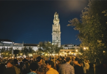 Torre dos Clérigos volta a receber visitas noturnas
