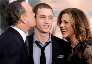 Drogas, violência doméstica e racismo: a vida inesperada do filho de Tom Hanks