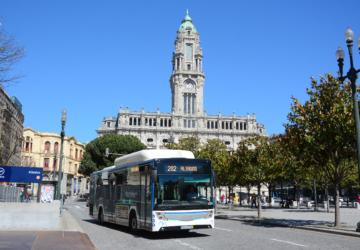 Autocarros voltam a passar na Avenida Fernão de Magalhães