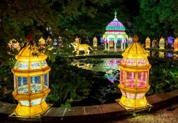 Magical Garden vai ser prolongado no Jardim Botânico do Porto até final de outubro