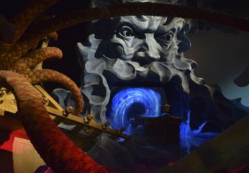 World of Discoveries vai ter uma escape room especial de Halloween