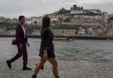 Portugal Fashion: os looks mais arriscados do street style no Porto